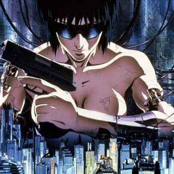 ECCC Exclusive: Definitive Guide To Ghost In The Shell Coming From Kodansha