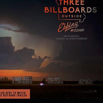 First Look Red Band Trailer for Woody Harrelson Murder Drama Three Billboards Outside Ebbing Missouri