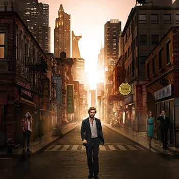Iron Fist Gets His Own Street Level Motion Poster&#8230 But With The Dawn