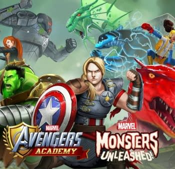 Monsters Unleashed on Avengers Academy