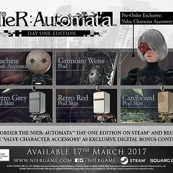 NieR: Automata Will Make It To PC On March 17th
