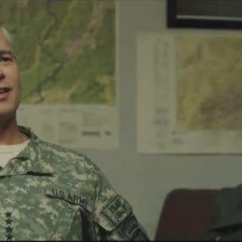 A Trailer For The Netflix Original Film 'War Machine' Aims To Satirize The War In Afghanistan