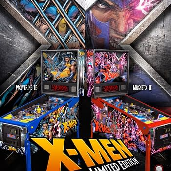 Magneto Wants Your Balls: X-Men Pinball