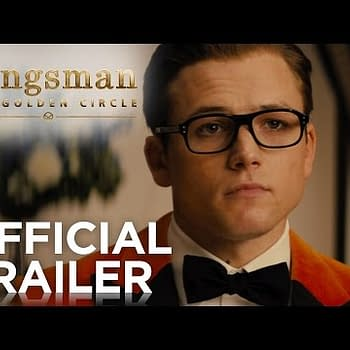 Kingsman: The Golden Circle First Trailer
