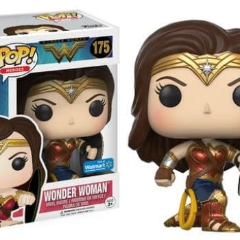 Funko Has All The Wonder Woman Exclusives You Could Want