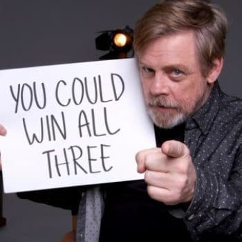 Star Wars Force For Change On Good Morning America, Featuring Mark Hamill And Daisy Ridley.