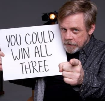 Star Wars Force For Change On Good Morning America Featuring Mark Hamill And Daisy Ridley.