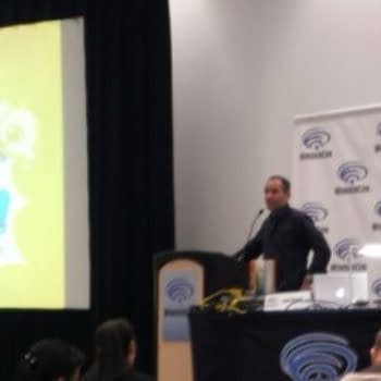 """Spotlight On The Judd Winick Panel At WonderCon – """"I Owe It All To My Parents"""""""