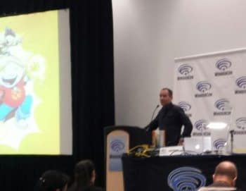Spotlight On The Judd Winick Panel At WonderCon &#8211 I Owe It All To My Parents