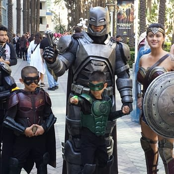 288 Wonderful Shots Of WonderCon Cosplay – And Not All Of Them Are The Joker!