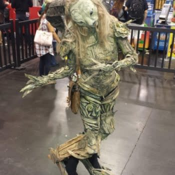 """Fauna Pan From Pan's Labyrinth, WonderCon 2017 Cosplay Masquerade """"Best Recreation"""""""