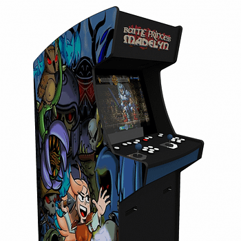 Battle Princess Madelyn Has Added A Bespoke Arcade Cabinet To Its Rewards Tier