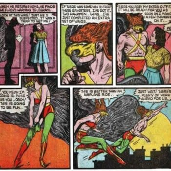 Hawkgirl Day: Celebrating The First Appearance Of One Of The First Female Comic Book Superheroes