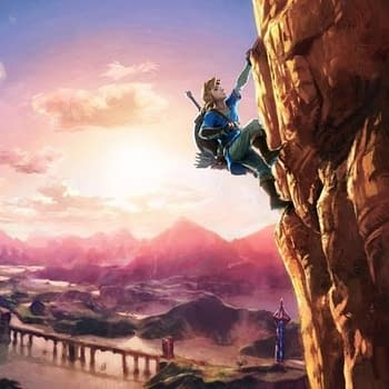 Dont Like Losing Stamina As You Climb In Breath Of The Wild A Trick To Regain While Climbing Was Cut