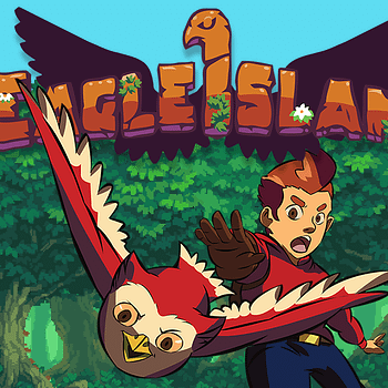 If You Like Birds And Rougelike Retro-Pixel Indie Games Eagle Island Is For You