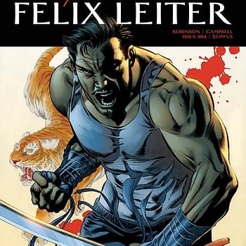Exclusive Extended Previews &#8211 The Greatest Adventure #1 And James Bond: Felix Leiter #4