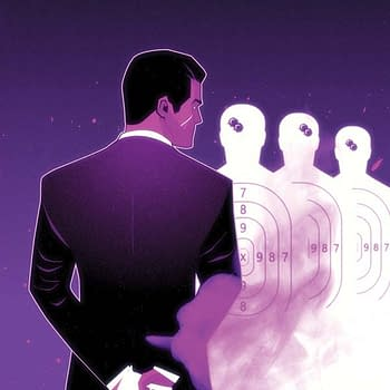 Andy Diggle And Luca Casalanguida Re-Team For James Bond: Kill Chain