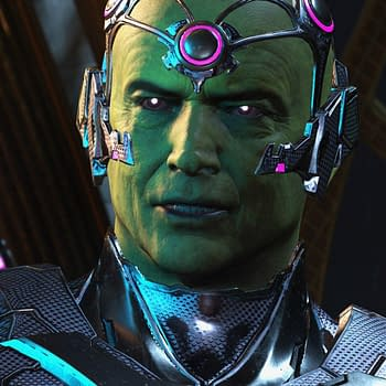 Brainiac Also Gets His Stand-Alone Trailer For Injustice 2