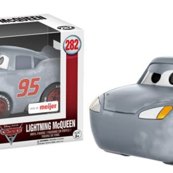 Some Surprising Exclusives For Funko: Cars 3 Pops