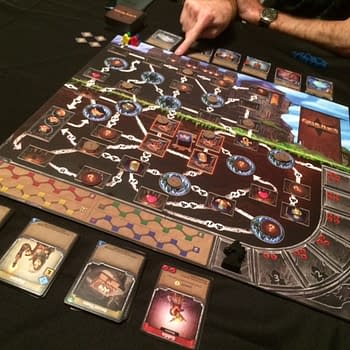 Fumbling With My Cards In This Dungeon: We Review Clank