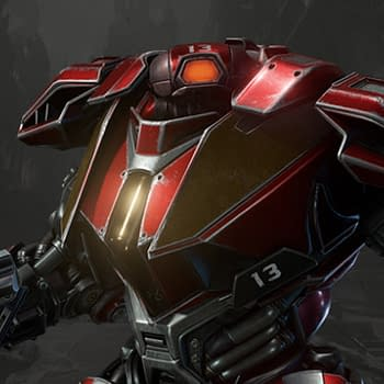 Quake Champions Gives Us A Look At The Sentient Killer Robot Clutch