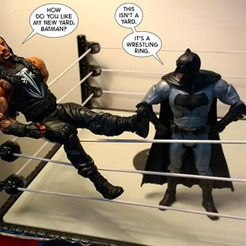 Roman Reigns Batman And The Undertaker Unbox Aprils Revenge-Themed Comic Bento Subscription Box