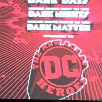 DC Creators Will Have Ownership Or Equity Positions In Dark Matter Books