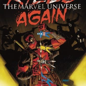 Looking To Replicate Top Selling Book's Success, Marvel To Let Deadpool To Kill The Marvel Universe Again