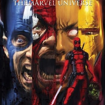 Cullen Bunns Deadpool Kills The Marvel Universe Is Marvels Top Selling Trade For The Past Two Or Three Years