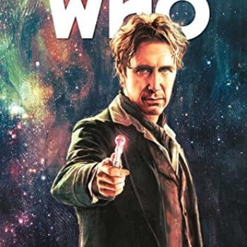 Titan's Turn With The 8th Doctor – Reviewing A Matter Of Life And Death