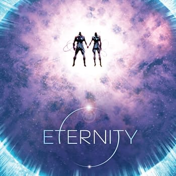 Eternity &#8211 Matt Kindt And Trevor Hairsine Lead An Expedition Into The Unknown