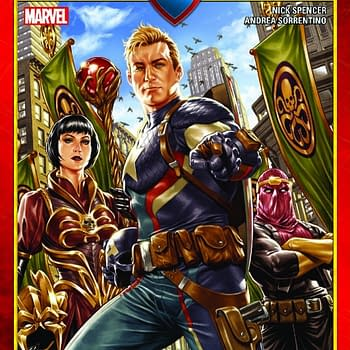 Marvel Bringing Secret Empire And More To Good Morning America On Free Comic Book Day Weekend