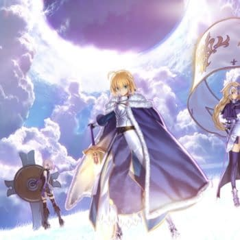 'Fate/Grand Order' Coming To North America Smartphones This Summer