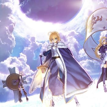 Fate/Grand Order Coming To North America Smartphones This Summer