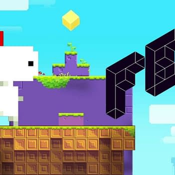 Fez Pocket Edition Is Out on iOS Devices