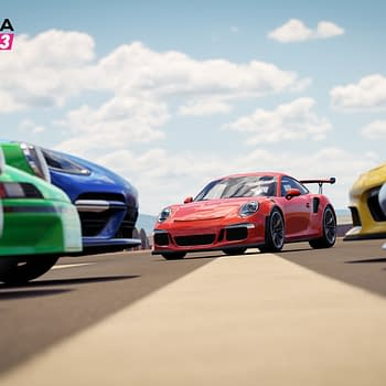 """Forza And Porsche Have Partnered For A Six Year Deal That Will Include """"Outside Of Game"""" Experiences"""