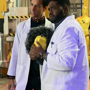 Powerless Ron Funches Takes Us On A Tour Of Wayne Securities
