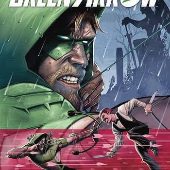 The Big Screen Spectacle Arrow Could Never Do &#8211 Green Arrow #21 Review
