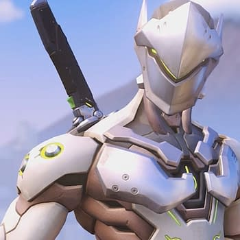 Overwatchs Genji Is Joining Heroes Of The Storm