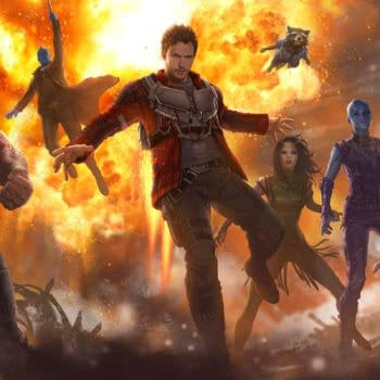 Guardians Of The Galaxy Heading To Jimmy Kimmel Live