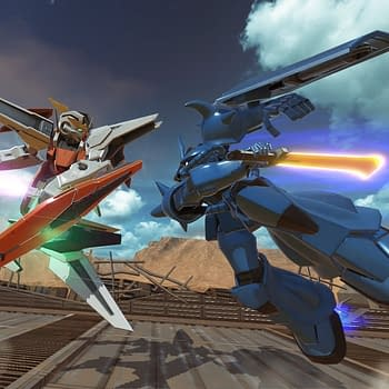Check Out The New Trailer For Gundam Versus