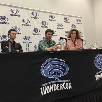 From Butts Boobs And Pecs To Boom Studios Panel At WonderCon