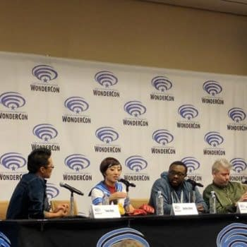 Tips From The Big Ideas To Brand To Business Panel At WonderCon