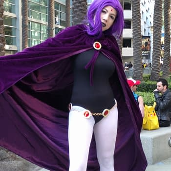 71 Remarkable Shots Of Cosplay From WonderCon 2017