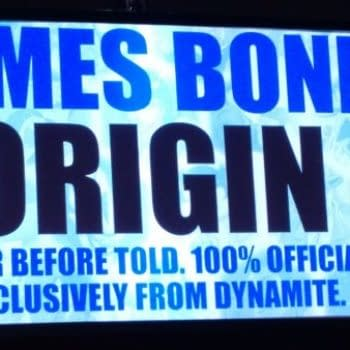 The Official Origin Of James Bond To Be Told As A Comic Book, Announced At 2017 Diamond Summit