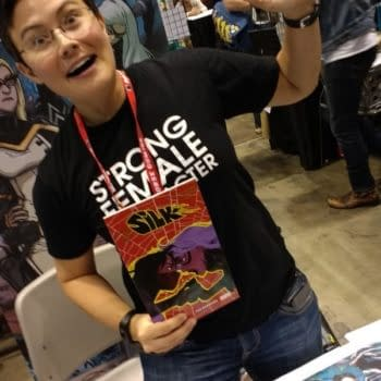 Will A Lesbian Wedding Move The Needle? Tana Ford On Silk And Duck Amuck At C2E2