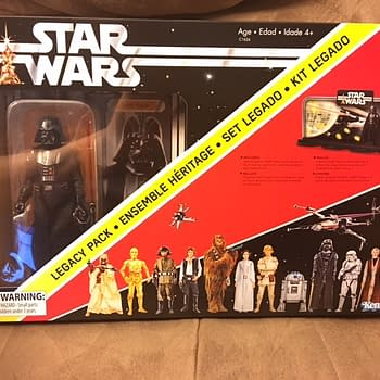 Right In The Feels: Hasbros Star Wars Black Series Legacy Pack