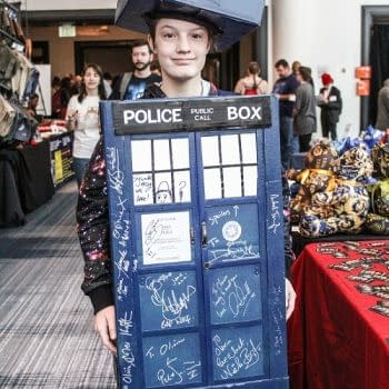 Humans Engage Chameleon Circuits To Cosplay At Re-Generation Who 2017 Last Saturday