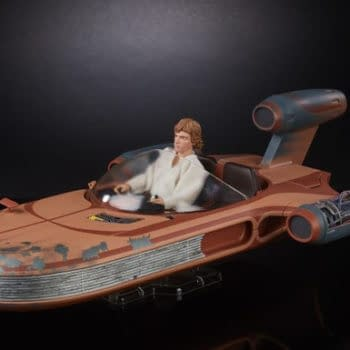 Now There Is A Luke's Landspeeder To Race With Rey's