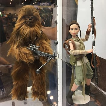 Check Out The Action Figures And Vehicles From The Hasbro Booth At Star Wars: Celebration